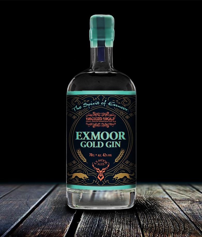 Exmoor Gold Gin