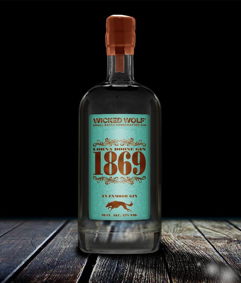 Lorna Doone 1869 Gin