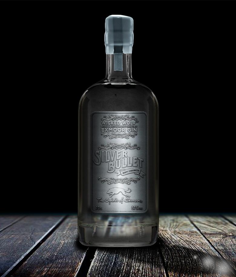 Silver Bullet Gin