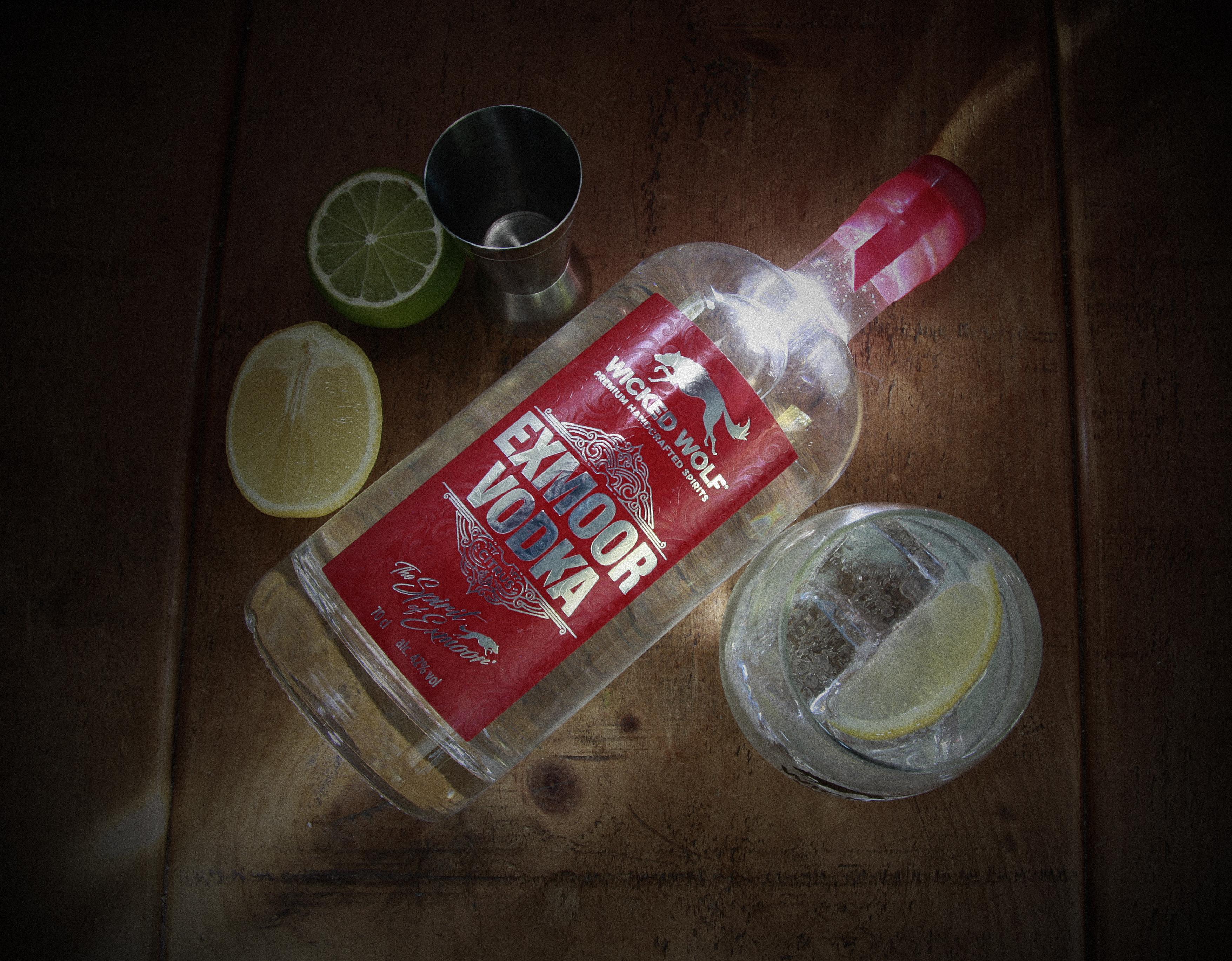 Exmoor Vodka Life